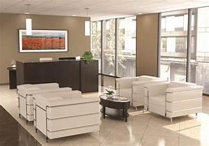 Office Lobby Design - Reception Area Furniture