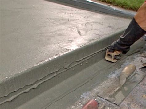 How To Patch And Resurface Concrete Steps  Howtos  Diy