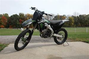 2009 Monster Edition Kawasaki Kx250f For Sale On 2040