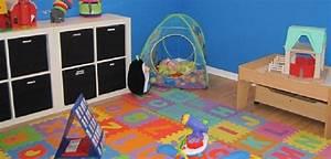 Idée Rangement Salle De Jeux : cr ation d 39 une salle de jeux conseils ~ Zukunftsfamilie.com Idées de Décoration