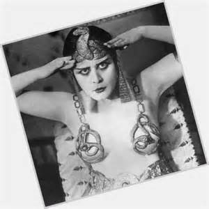 Theda Bara | Official Site for Woman Crush Wednesday #WCW