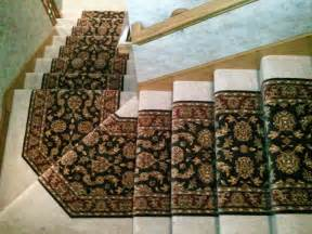 How Much Carpet For Stairs by Carpet Runner For Stairs Over Carpet 20 Reasons To Buy