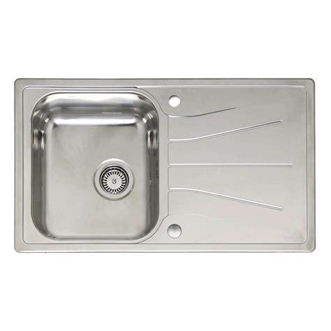 wall kitchen sink reginox diplomat 10 single bowl sink sinks taps 6930
