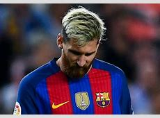 Lionel Messi out for three weeks with groin injury Goalcom