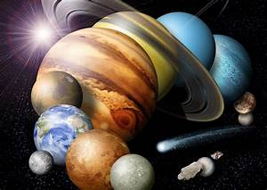 Our Solar System Montage | Galleries - NASA Solar System ...