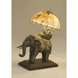 maitland smith decorative elephant l tiger penshell