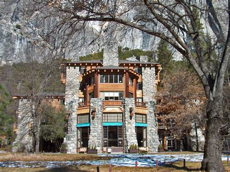 Yosemite National Park Hotels Activities Attractions