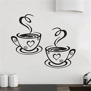 best 25 kitchen decals ideas on pinterest quotes for With what kind of paint to use on kitchen cabinets for black wall art stickers
