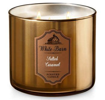 White Barn Candle Coupons by Salted Caramel White Barn Scented Candle Review