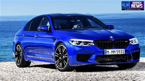 Bmw M5 Competition Package 2018  2019 Bimmernews Youtube
