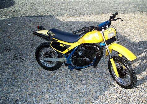 Ds80 Suzuki by 1988 Suzuki Ds 80 Moto Zombdrive