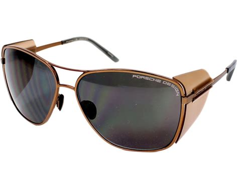 porsche design sunglasses p   brown visionet usa