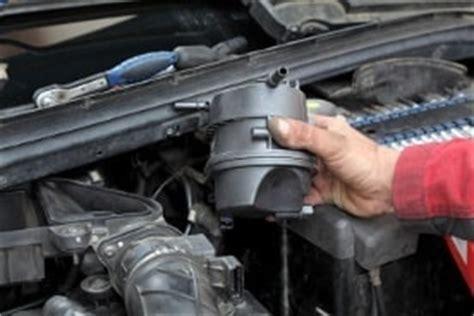 dieselfilter wechseln infos kosten werkstatt termine