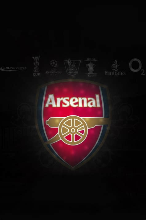 arsenal phone wallpaper  wallpapersafari