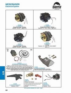 Sierra Marine Engine And Drive Parts For Mercruiser I  O