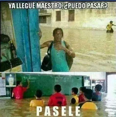 Memes De Lluvias - memes de lluvia imagenes chistosas