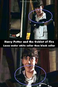 Harry Potter and the Goblet of Fire (2005) movie mistake ...