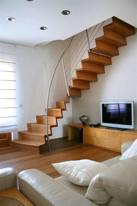 cuisine aubergine et gris escaliers design modernes style accueil design et mobilier