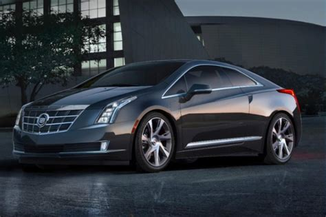 2018 Cadillac Elr Information And Photos Zombiedrive