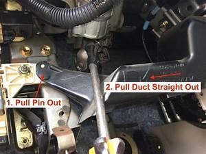 Toyota Sienna Steering Intermediate Shaft Replacement