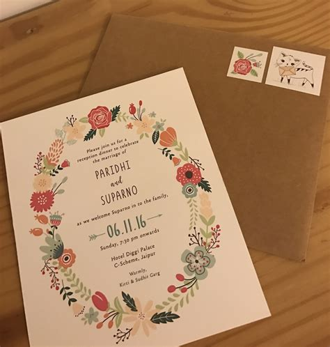 20+ Unique & Creative Wedding Invitation Ideas for your