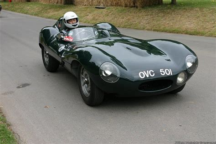 1954 Jaguar D-type Prototype