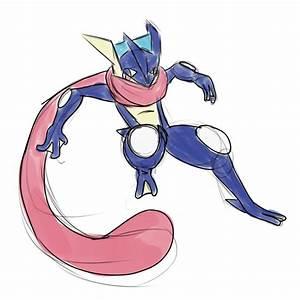 1000+ images about Pokémon Froakie/Frogadier/Greninja on ...