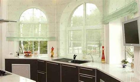 rideaux de cuisine moderne osez les couleurs dans votre cuisine