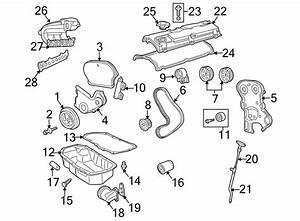 Chrysler Pt Cruiser Engine Timing Belt