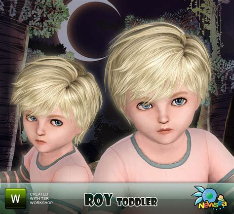 newsea roy toddler hairstyle