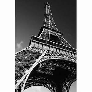 Tableau Deco Noir Et Blanc : tableau toile d co tour eiffel en noir et blanc home photo ~ Melissatoandfro.com Idées de Décoration