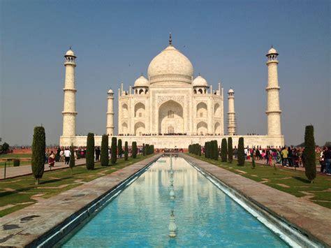 Agra India The Taj Mahal