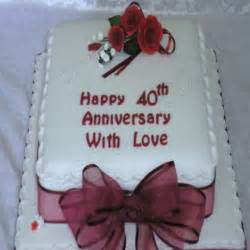 ideas for wedding anniversary 5 innovative 40th wedding anniversary ideas how to celebrate 40th wedding anniversary bash