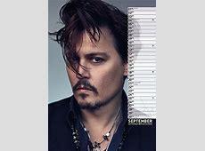 Libro Johnny Depp 2017 di Johnny Depp