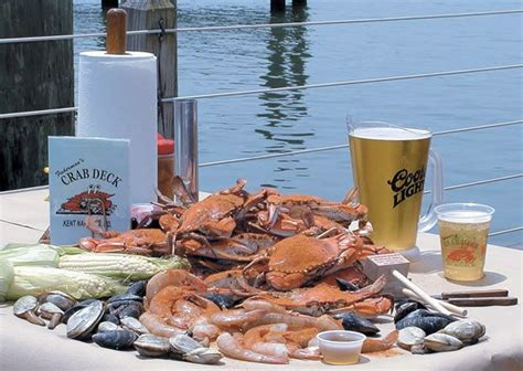 Fishermans Crab Deck Seafood Market by Maryland Crabs A Guide To The East Coast S Essential