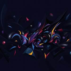 iPad Mini 3D Abstract Wallpaper - WallpaperSafari