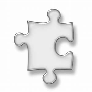 Vertical Puzzle Piece Icon #016934 » Icons Etc