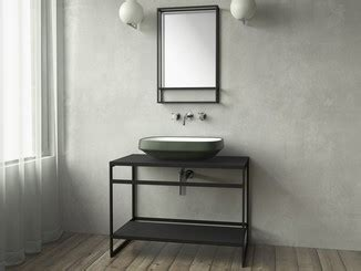 metal vanity units archiproducts