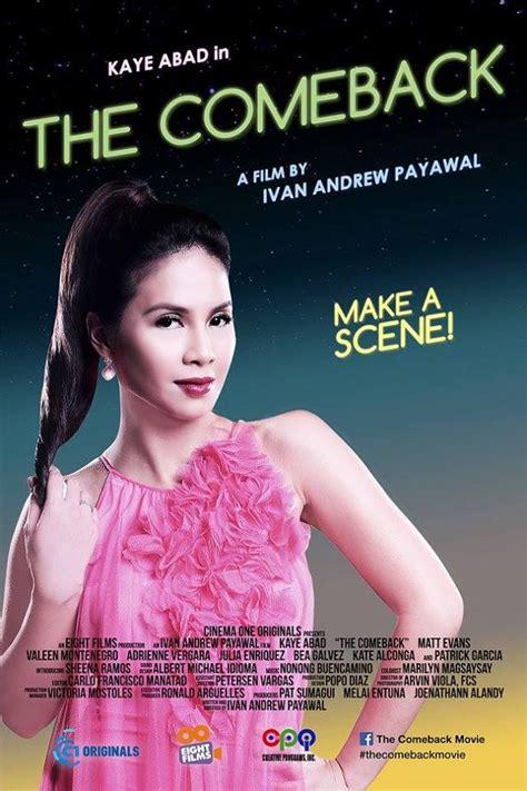 comeback  full pinoy   hd cine