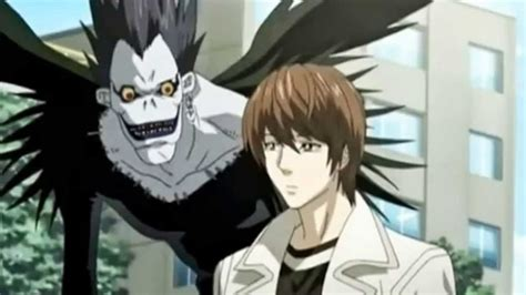the demon from death note youtube