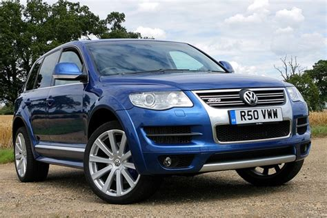 2008 Vw Touareg Reviews by Used Volkswagen Touareg R50 2008 2009 Review Parkers