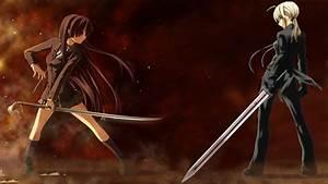 1138396, Illustration, Simple, Background, Long, Hair, Anime, Anime, Girls, Legs, Cartoon, Black