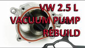 Service Manual  How Repair Ac Vacuum On A 2008 Volkswagen