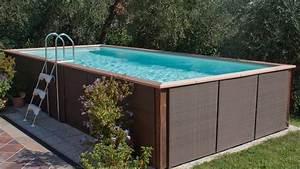 Dimension Piscine Hors Sol : piscines hors sol piscine laghetto piscine en bois piscine en kit suisse ~ Melissatoandfro.com Idées de Décoration