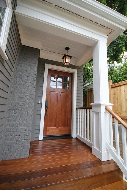 phinney ridge remodel column wrap porch columns  pvc