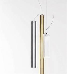 Luminaire Kartell : rifly suspension led chrome kartell d couvrez ~ Voncanada.com Idées de Décoration