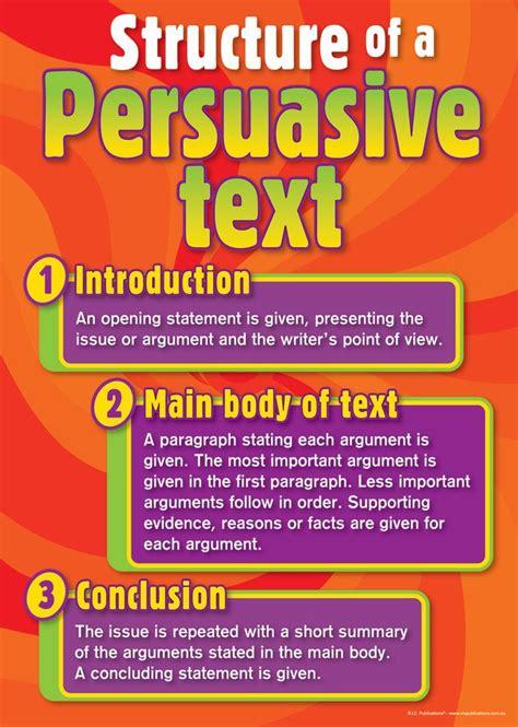 structure  persuasive text persuasive text persuasive writing persuasive writing examples