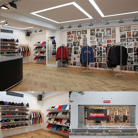 supreme clothing retailers supreme store 28 images supreme shop in soho with