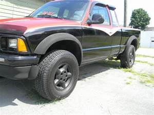 Buy Used 1996 Chevrolet S10 Zr2 Extended Cab Pickup 4x4