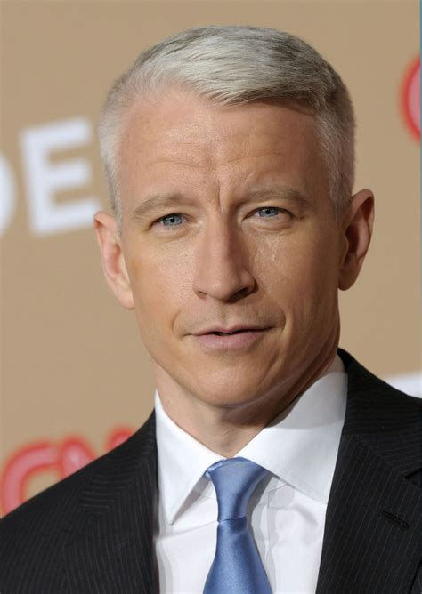 Anderson Cooper's voice to grace Broadway stage - silive.com